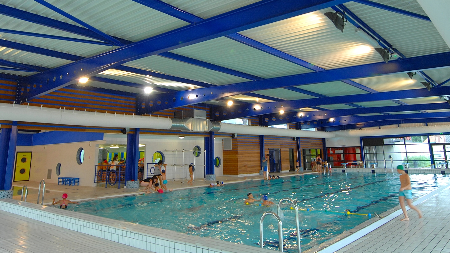 piscine maurice thorez escaudain 59 eau air syst me