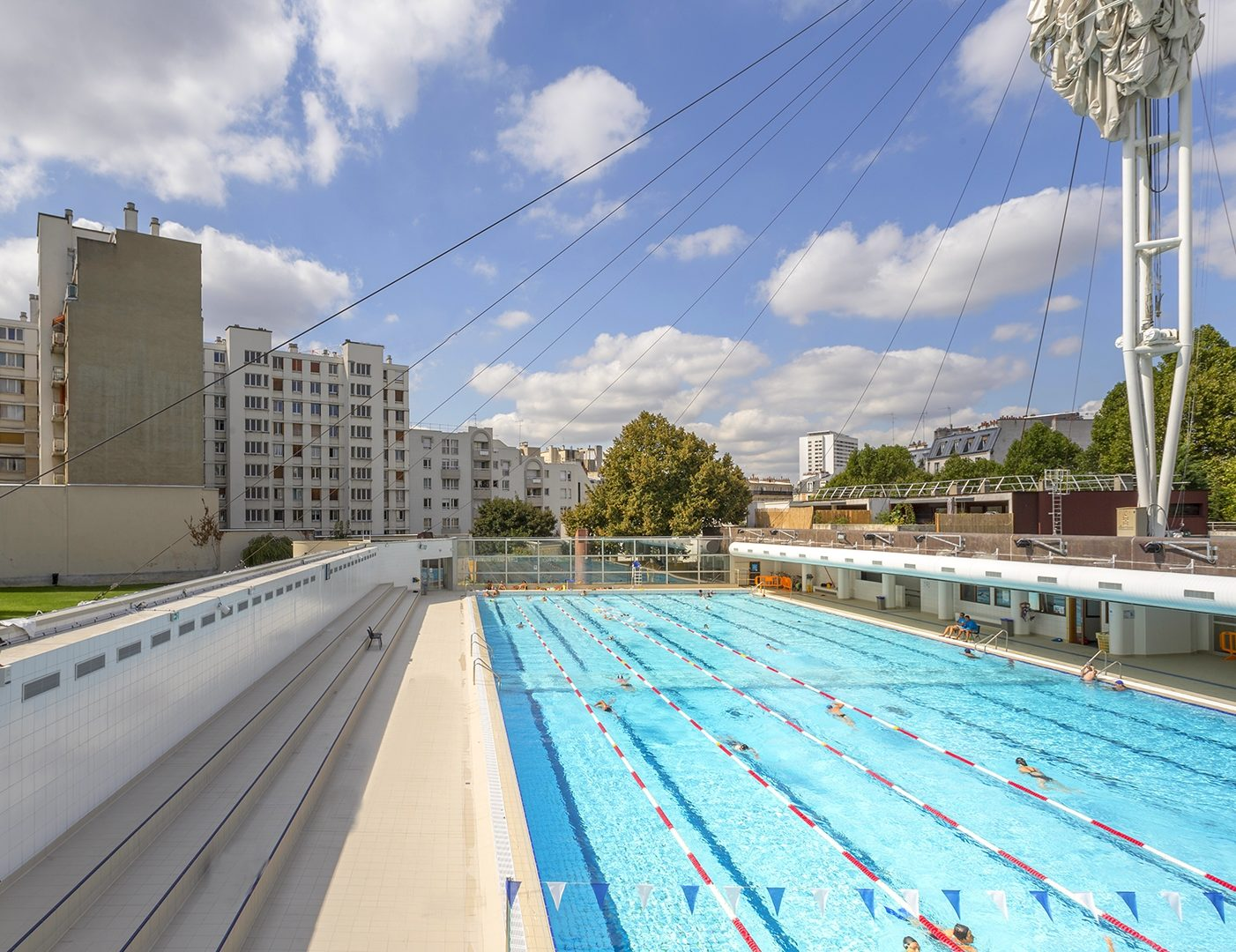 Piscine georges hermant paris 75 eau air syst me for Piscine georges hermant